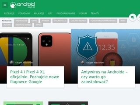 Android.com.pl polski serwis o systemie