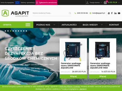 Agapit.pl myjki wysokociśnieniowe