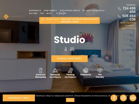 Go-apartments.pl apartamenty w Warszawie