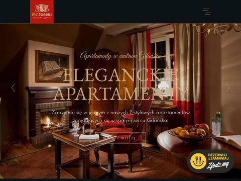 Goldwasser.pl restauracja w Gdańsku