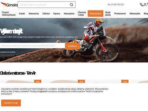 Gmoto.pl kierunkowskazy motocyklowe