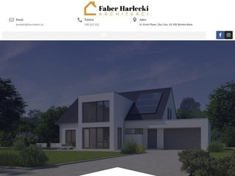 Fharchitekci.pl pracownia architektoniczna Bielsko