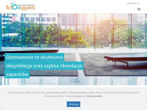 Fabrykaozonu.pl Poznań