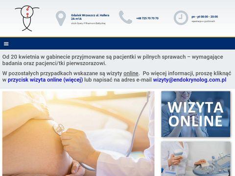 Endokrynolog.com.pl ginekolog Gdańsk