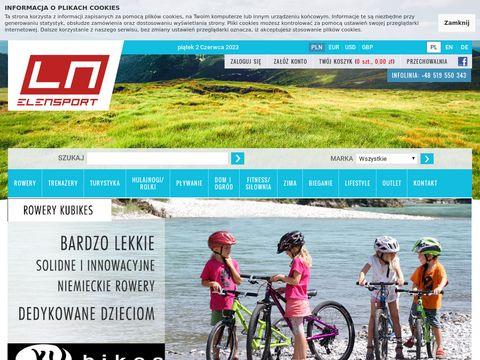 Elensport.pl sklep rowerowy i turystyczny