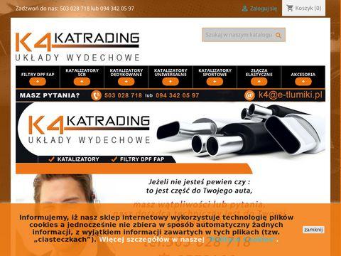 E-tlumiki.pl - katalizatory SCR