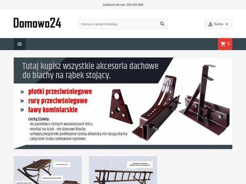 Domowo24.pl akcesoria dachowe