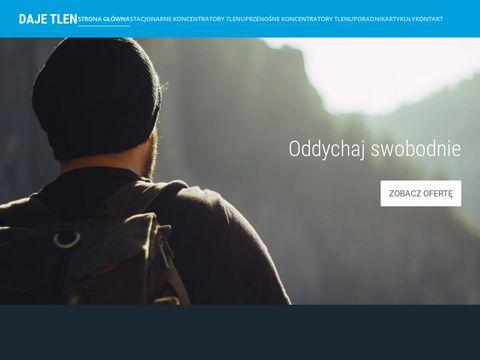 Dajetlen.pl koncentratory blog medyczny
