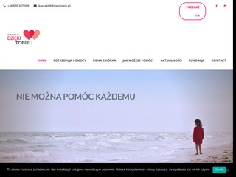 Dziekitobie.pl fundacja