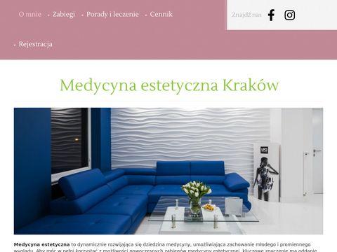 Dr Kopycińska lekarz trycholog Kraków