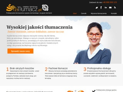 123niemiecki.pl tłumaczenia niemiecki