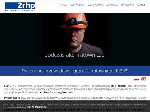 2rhp.pl łączność bezprzewodowa