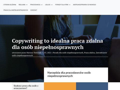 Izacopywriter.pl teksty na bloga