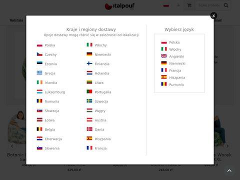 Italpouf.pl - worki sako