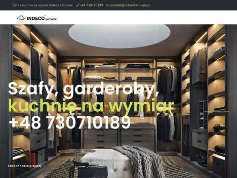 Indecokatowice.pl szafy
