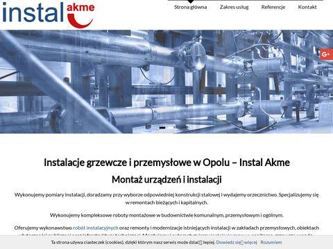 Instalakme.opole.pl instalacje przemysłowe