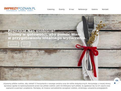 Imprezypoznan.pl catering komunie