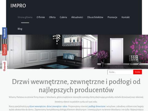 Impro okna pcv Wrocław