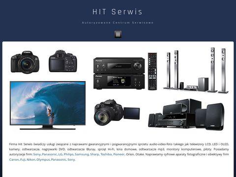 Hit-Serwis naprawa telewizorów kineskopowych