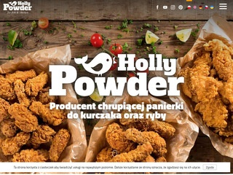 Hollypowder.pl - panierka