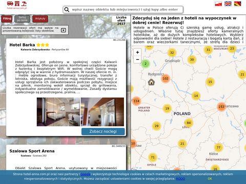 Hotel-anna.com.pl noclegi będzin