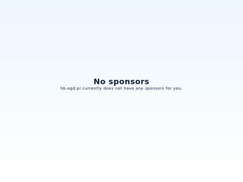 Hb-agd.pl części zamienne do pralek Kraków