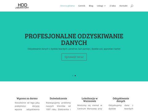 Hddlaboratory.pl odzyskiwanie danych z pendrive