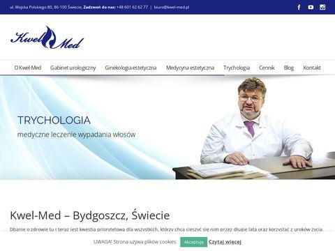 Kwel-med.pl medycyna estetyczna Bydgoszcz