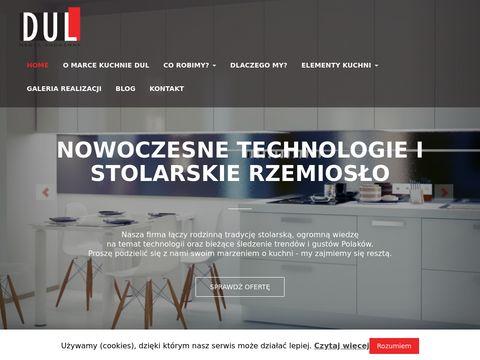 Kuchnie-dul.pl na wymiar Wolsztyn