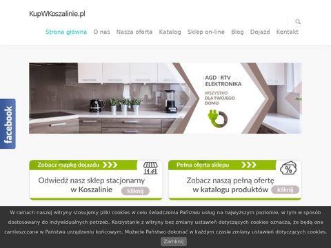 Kupwkoszalinie.pl ekspres z młynkiem