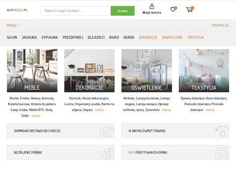 Kupmeble.pl - internetowy sklep meblowy