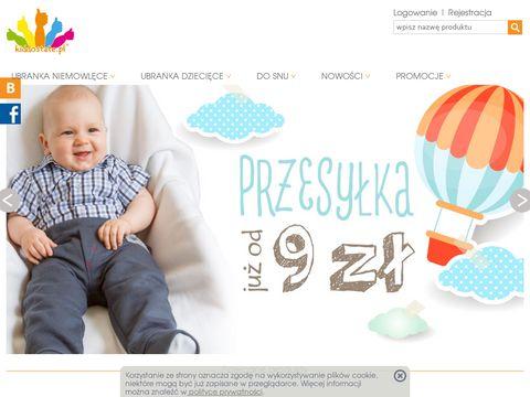 Kiddostate.pl - pościel do łóżeczka