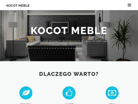 Kocot-meble.pl dziecięce dla dziewczynki