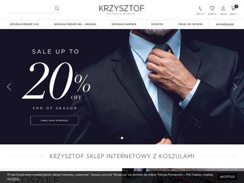 Krzysztof koszule męskie i damskie