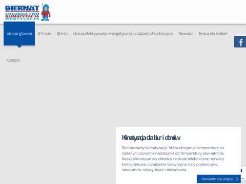 Klimatyzacja.szczecin.pl Robert Biernat