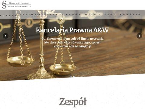 Kancelariaprawna-aw.pl Wola