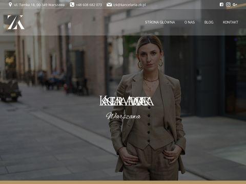 Zygmunt-Kamińska porady prawne Warszawa