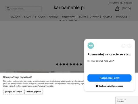 Karinameble.pl - drewniane