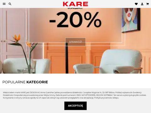 Kare24.pl - klep KARE design