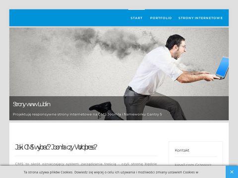 Kasai1.com responsywne strony www Lublin, puławy