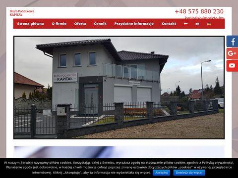 Kapitalsc.pl biuro rachunkowe