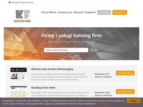 Katalog-firmy.biz - baza firm