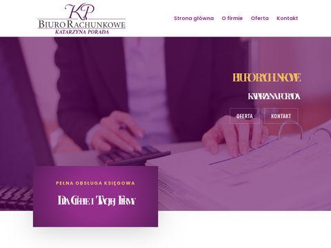 Biuro rachunkowe Śląsk - Katarzyna Porada