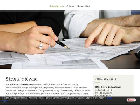 Katax.pl - biuro rachunkowe w Warszawie
