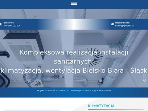 Jkprojekt.pl wentylatory Bielsko