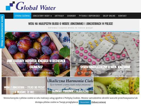 Global Water życie z cukrzycą