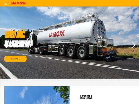 Jamox transport produktów płynnych