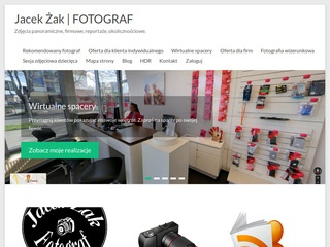 Jacekzakfotograf.pl rekomendowany fotograf Google