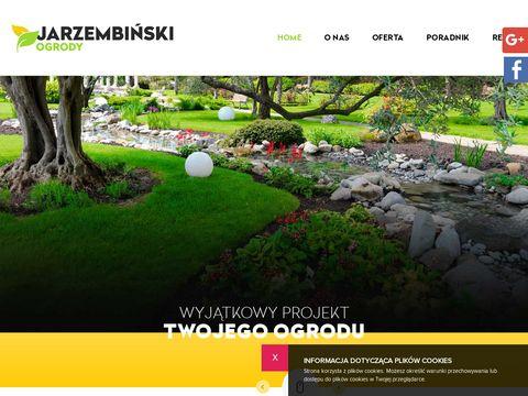Jarzembinski-ogrody.pl architektura ogrodowa pomorskie