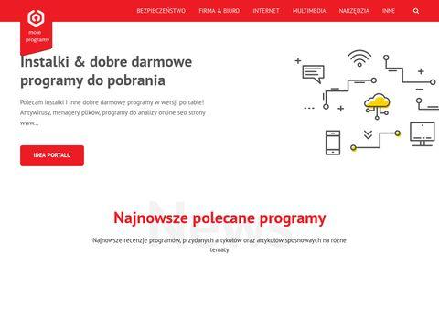 Mojeprogramy.com - Instalki